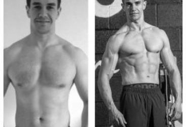 5 Male Body Transformation Tips