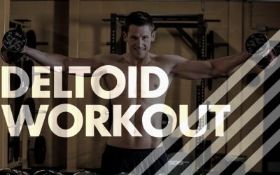 Deltoid Workout to Add Mass