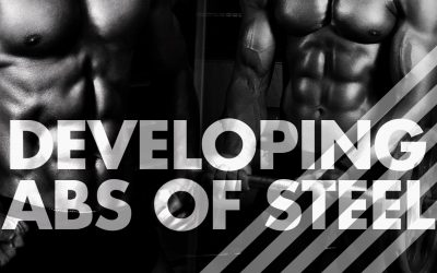 How to develop Abs of Steel