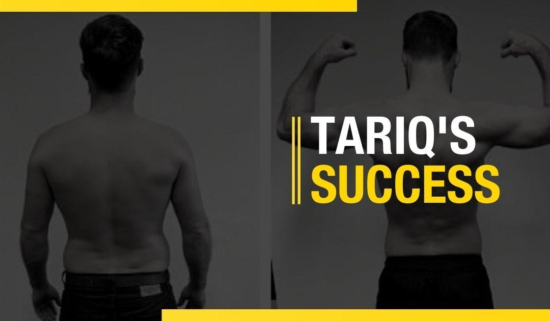 Tariq Williams 8 Week Transformation