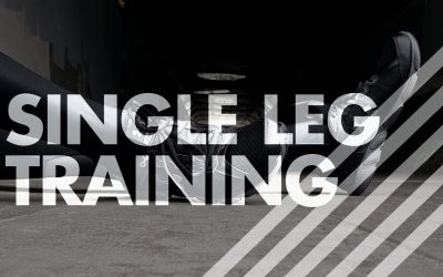 Single Leg Training Critical for Football
