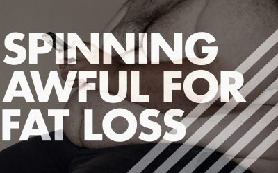SPINNING AWFUL FOR FAT LOSS!!!