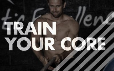 TRAIN YOUR CORE FOR POWER FOR BETTER LOOKING ABS