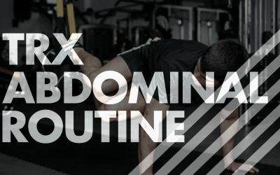 SOS TRX Abdominal Routine