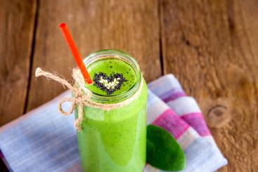 Belly Busting Green Smoothie