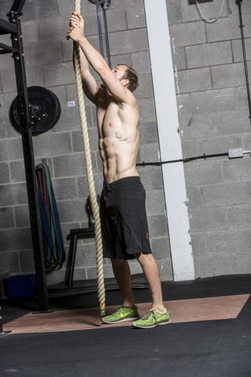 Rope Climbs and Their Benefits