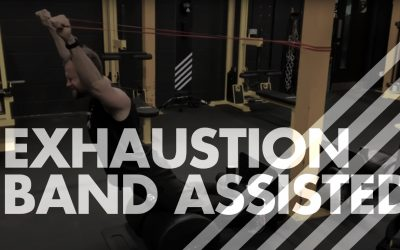 GHR- Isometric Hold To Exhaustion – Band Assisted