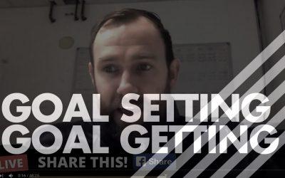 Goal Setting v Goal Getting Training