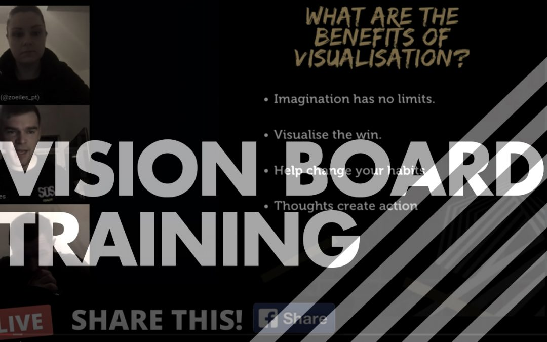 Vision Board Training Workshop