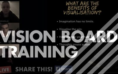 Vision Board Training Workshop